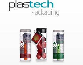 Plastech tubes extrudés