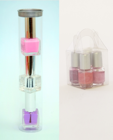 emballage vernis en extrusion soufflage