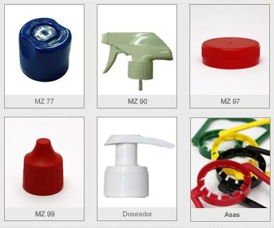 ESPACOLAS BIO TECH PACK emballages plastiques bouchons spray